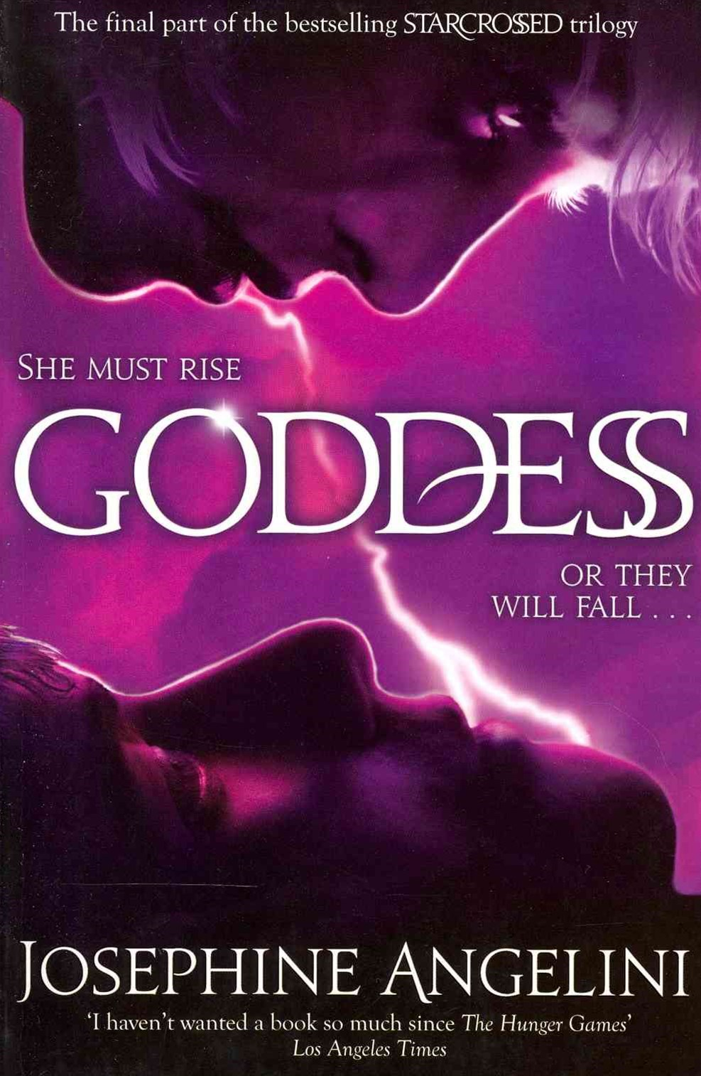 Goddess: The Starcrossed Trilogy 3