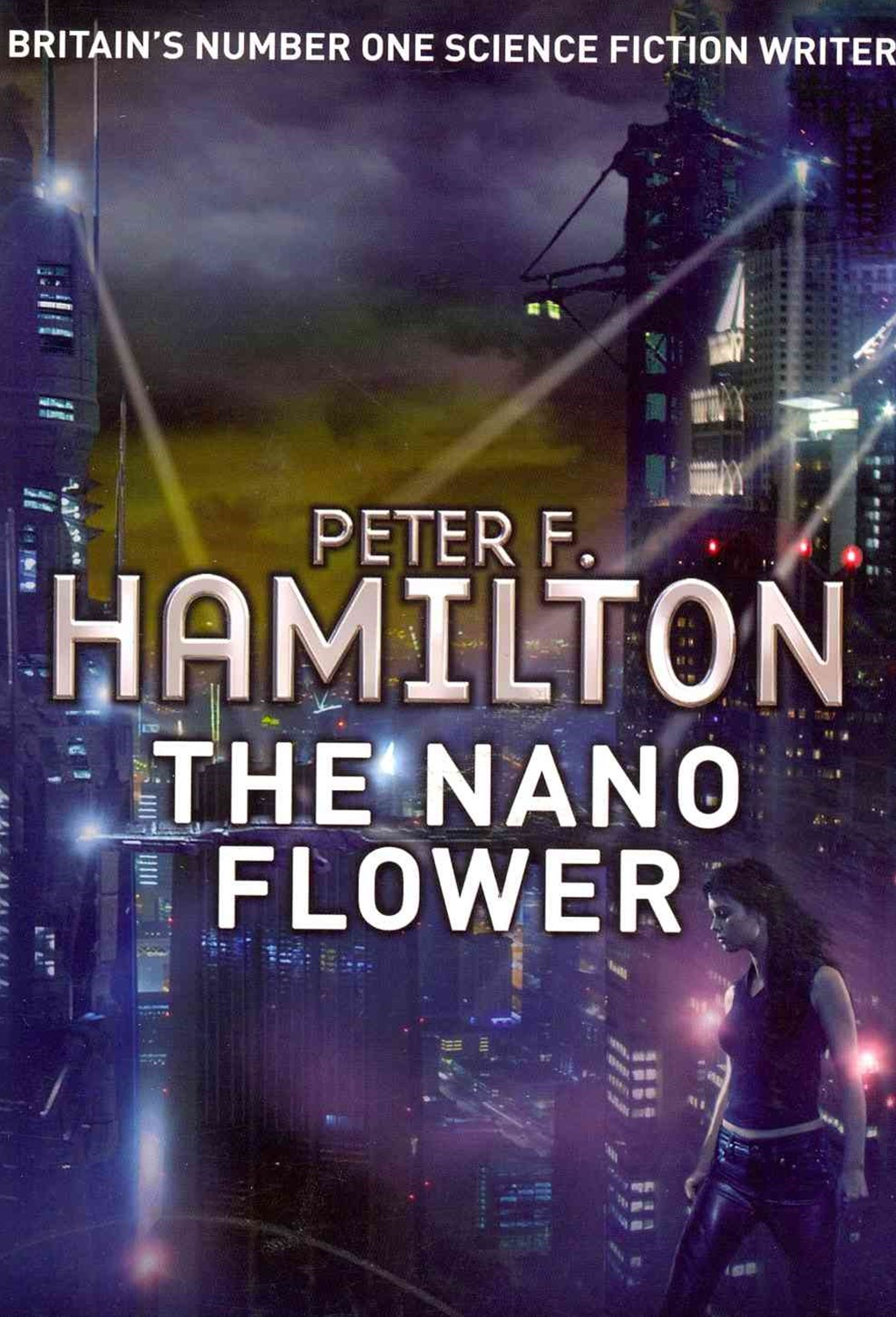 The Nano Flower: The Mandel Files 3