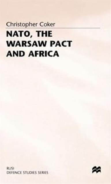 NATO, Warsaw Pact and Africa