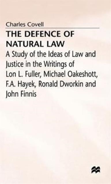 Defence of Natural Law
