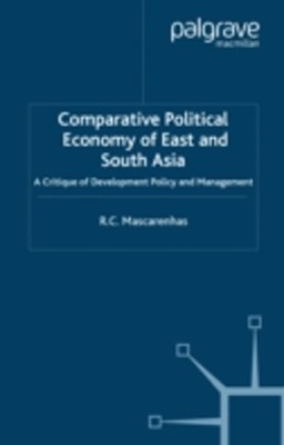 Comparative Political Economy of East and South Asia
