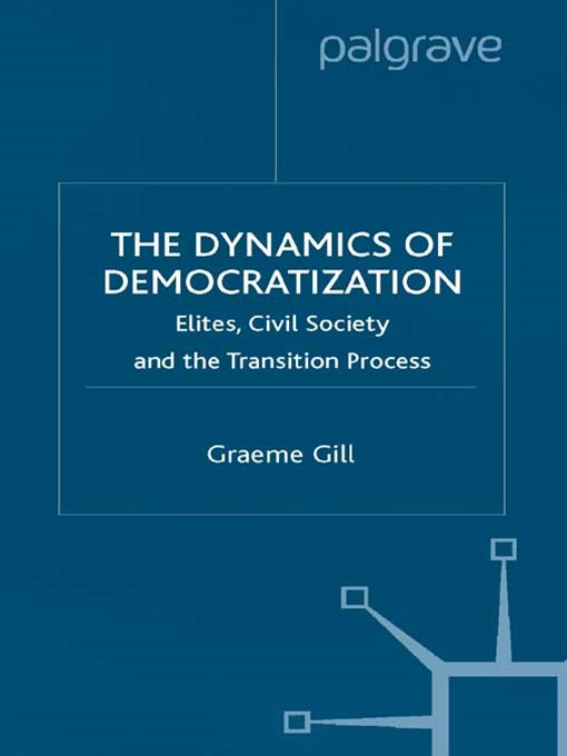 (ebook) Dynamics of Democratization