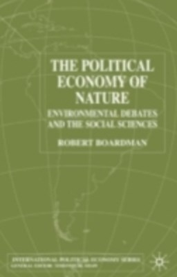 Political Economy of Nature