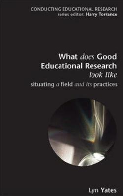 What Does Good Education Research Look Like?
