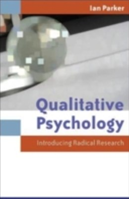 Qualitative Psychology