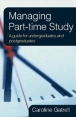 Managing Part-Time Study