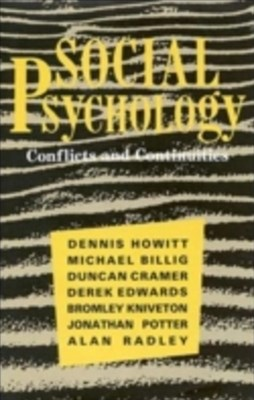(ebook) Social Psychology
