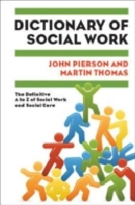 (ebook) Dictionary Of Social Work