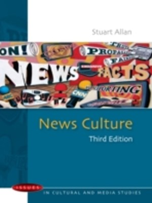 (ebook) News Culture