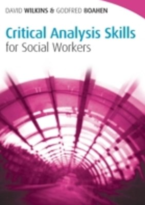 (ebook) Critical Analysis Skills for Social Workers