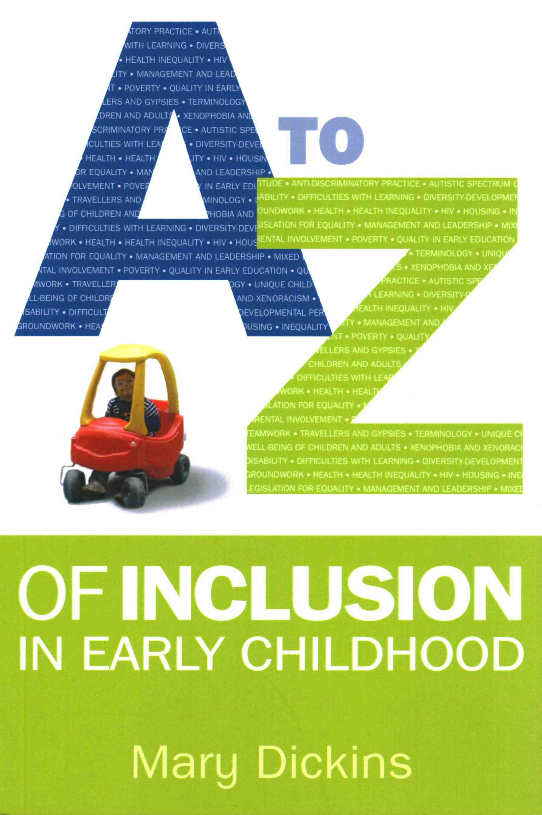 A-Z of Inclusion in Early Childhood