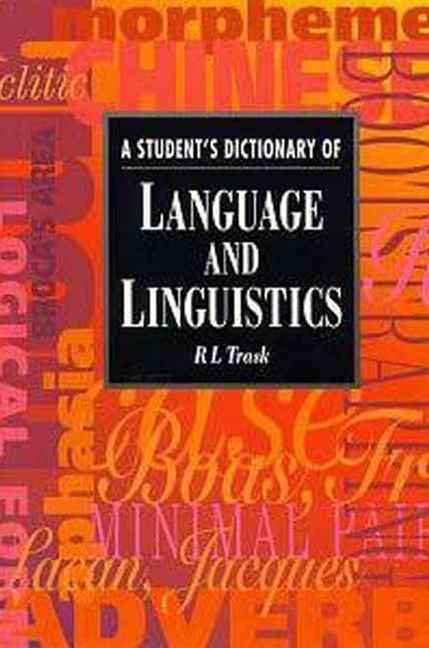 Student's Dictionary of Language and Linguistics
