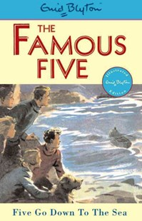 Famous Five: Five Go Down To The Sea by Enid Blyton (9780340681176) - PaperBack - Children's Fiction Intermediate (5-7)