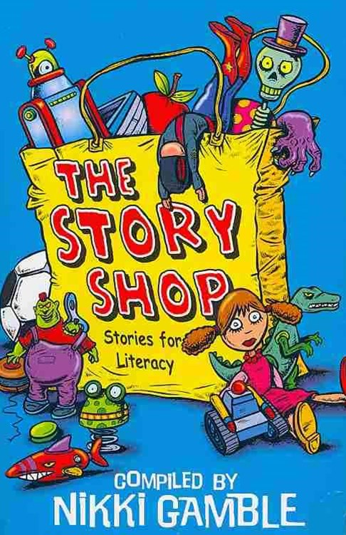 Story Shop: Stories For Literacy