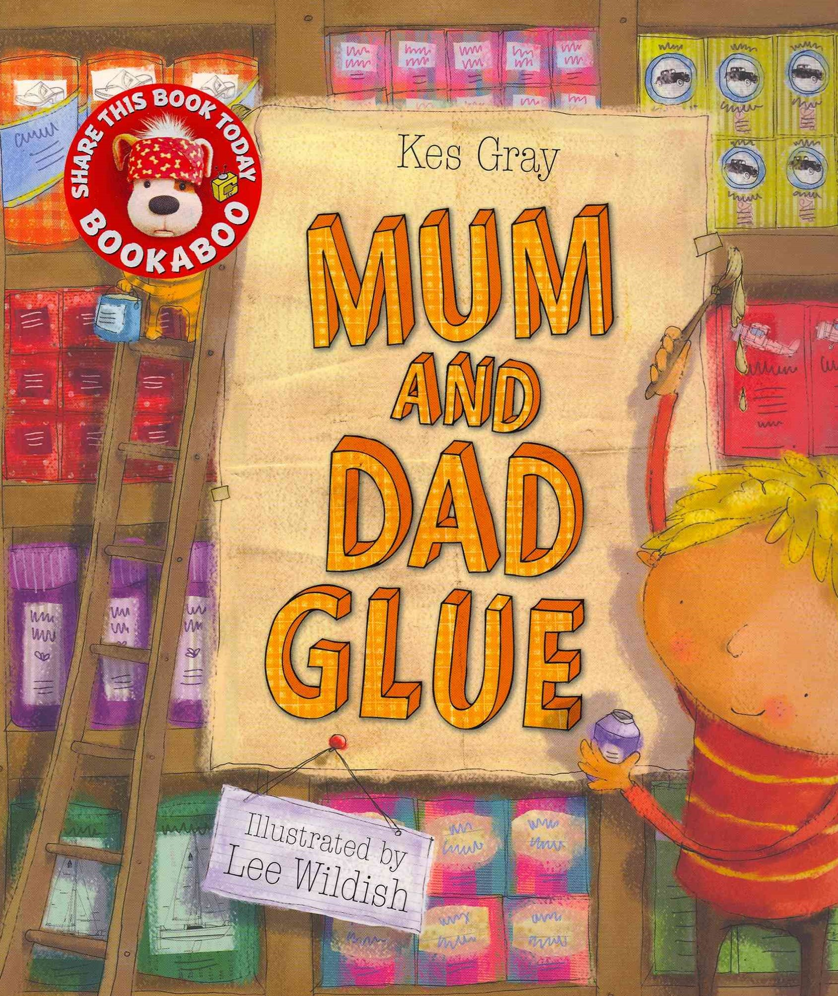 Mum and Dad Glue
