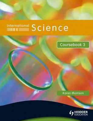 International Science: Coursebook 3