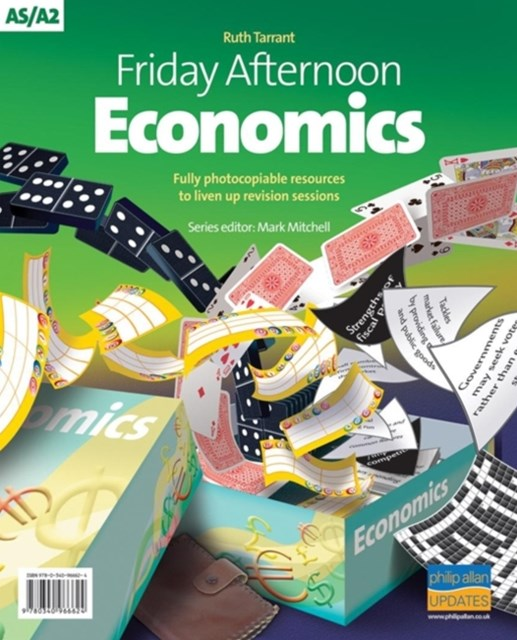 Friday Afternoon A-Level Economics Resource pack + Cd