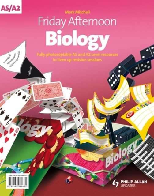 Friday Afternoon A-Level Biology Reource Pack and CD