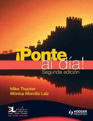 Ponte al Dia Student Book with CD