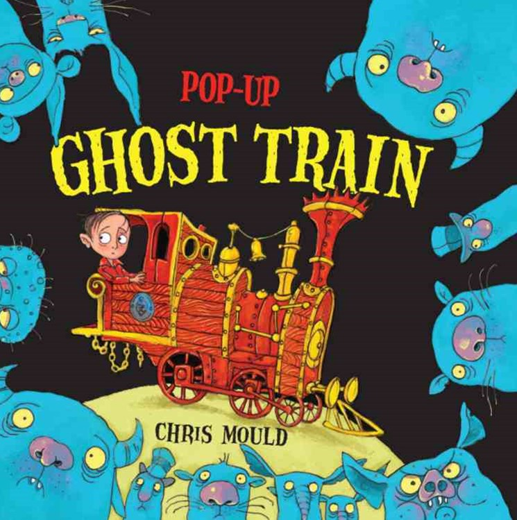 Pop-up Ghost Train