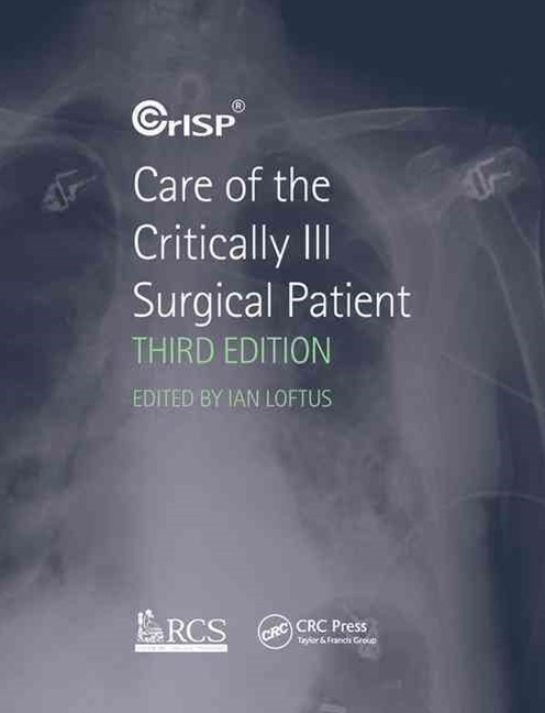 Care of the Cirtically Ill Surgical Patient