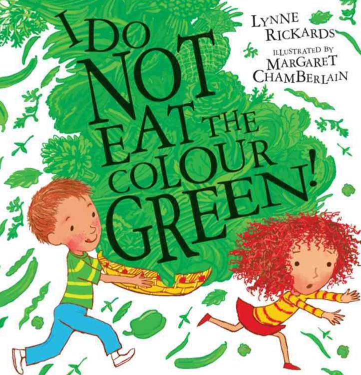 I Do Not Eat the Colour Green