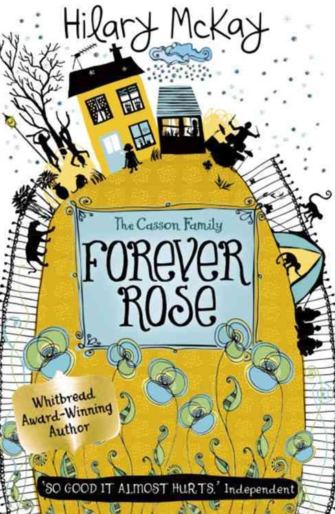 Casson Family: Forever Rose