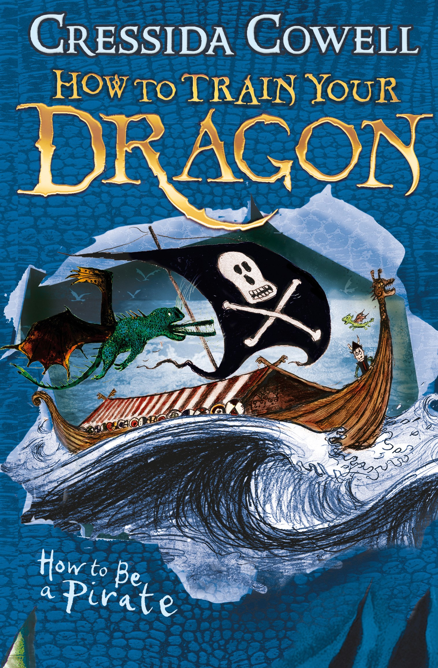 How to Be a Pirate (How to Train Your Dragon Book 2)