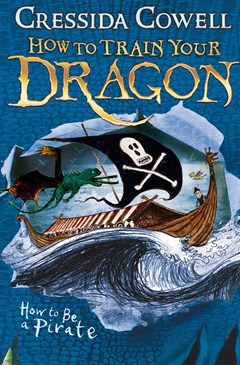 Dymocks  How to Be a Pirate How to Train Your Dragon Book 2 by
