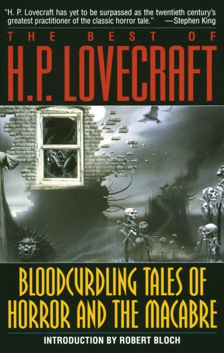 Best of H. P. Lovecraft
