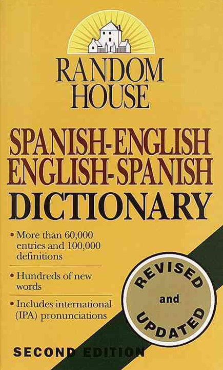 Rh Spanish-English Dictionary