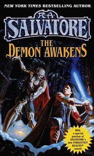 The Demon Awakens by R. A. Salvatore (9780345421623) - PaperBack - Fantasy