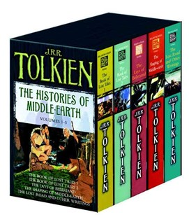 Histories of Middle-Earth by J. R. R. Tolkien, J. R. R. Tolkien (9780345466457) - PaperBack - Fantasy