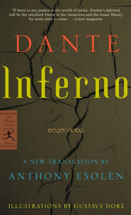 Inferno, Esolen Translation