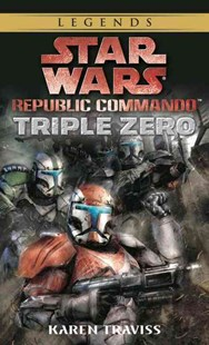 Triple Zero by Karen Traviss (9780345490094) - PaperBack - Modern & Contemporary Fiction General Fiction