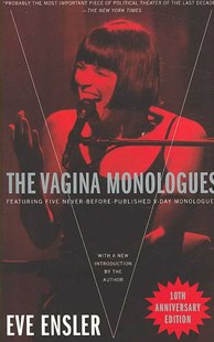 The Vagina Monologues by Eve Ensler (9780345498601) - PaperBack - Poetry & Drama Plays