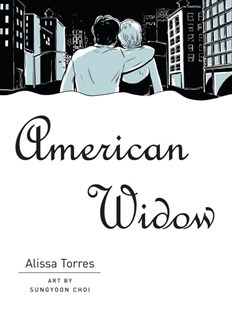 American Widow by Alissa Torres, Sungyoon Choi (9780345500694) - HardCover - Graphic Novels Comics