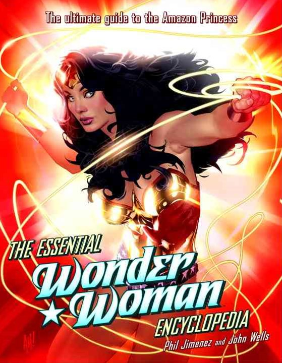 The Essential Wonder Woman Encyclopedia