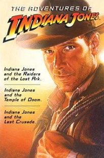 The Adventures of Indiana Jones by Campbell Black, James Kahn, Rob MacGregor, Rob MacGregor (9780345501271) - PaperBack - Adventure Fiction Modern