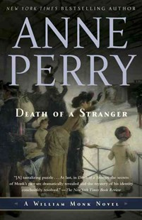 Death of a Stranger by Anne Perry (9780345514165) - PaperBack - Crime Mystery & Thriller