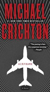 Airframe by Michael Crichton (9780345526779) - PaperBack - Adventure Fiction Modern