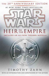 Heir to the Empire by Timothy Zahn (9780345528292) - HardCover - Adventure Fiction Modern