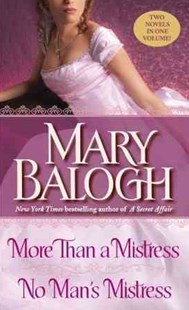 More Than a Mistress; No Man's Mistress by Mary Balogh (9780345529046) - PaperBack - Romance Historical Romance