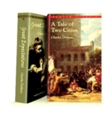 Tale of Two Cities and Great Expectations (Bantam Classics Editions)