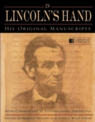 (ebook) In Lincoln's Hand