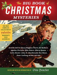 The Big Book of Christmas Mysteries by Otto Penzler (9780345802989) - PaperBack - Crime Anthologies