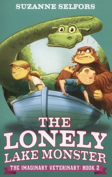 Imaginary Veterinary: The Lonely Lake Monster