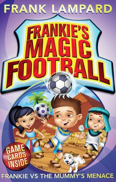 Frankie's Magic Football: Frankie vs The Mummy's Menace