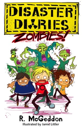 Disaster Diaries: ZOMBIES!