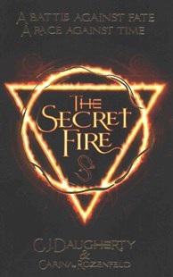 The Secret Fire by C. J. Daugherty, Carina Rozenfeld (9780349002194) - PaperBack - Children's Fiction